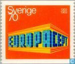 Postage Stamps - Sweden [SWE] - Europe – Temple
