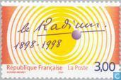 Postage Stamps - France [FRA] - Discovery of radium