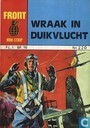 Comic Books - Front [Mini-strip] - Wraak in duikvlucht