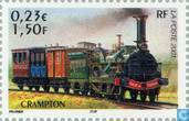 Locomotives - Crampton