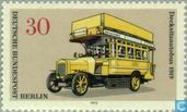 Postzegels - Berlijn - Transport in Berlijn