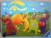 Teletubbies Dobbelsteenspel