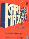 Bandes dessinées - Kara Ben Nemsi - Het huis aan de Nijl