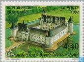 Postage Stamps - France [FRA] - Castle of Le Plessis-Bourre