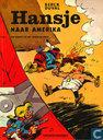 Strips - Hansje - Hansje naar Amerika