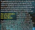 Books - Miscellaneous - De Geheimen van Dan Brown