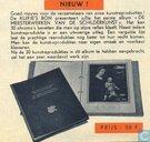 "Strips - Kuifjesbon producten - Album""De M. v/d Schilderkunst 1"" (mobiele blz.)"