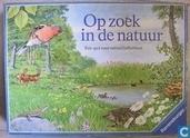 Spellen - Op zoek in de natuur - Op zoek in de natuur