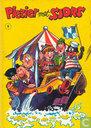 Strips - Sally Starr - Plezier met Sjors 5