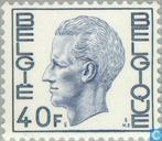 Timbres-poste - Belgique [BEL] - Roi Baudouin