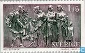 Postage Stamps - Sweden [SWE] - Tourism - Västergötland