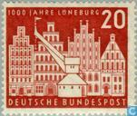 Postage Stamps - Germany, Federal Republic [DEU] - Lüneburg