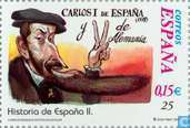 Postage Stamps - Spain [ESP] - History