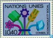 Postage Stamps - United Nations - Geneva - Economic and Social Council