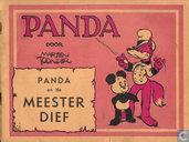 Comic Books - Panda - Panda en de meesterdief