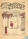 Comic Books - Sjors [BEL] (magazine) - Sjors 01-05
