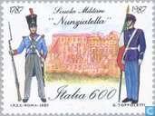 Nunziatella military school 200 years