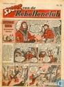 Bandes dessinées - Sjors van de Rebellenclub (tijdschrift) - 1956 nummer  33