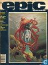 Bandes dessinées - Epic Illustrated (tijdschrift) (Engels) - Nummer 12