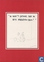 """B000258 - O.V. Studentenkaart """"Ik Heb ´t Gevoel Dat Ik Iets Vergeten Ben!"""""""