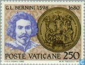 Postzegels - Vaticaanstad - Bernini