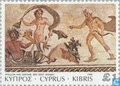 Postage Stamps - Cyprus [CYP] - Mosaics