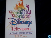 Livres - Divers - The Wonderful World of Disney Television