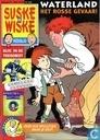 Strips - Suske en Wiske weekblad (tijdschrift) - 1996 nummer  37