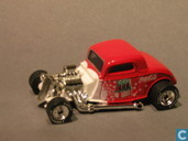 Model cars - Matchbox - Ford Coupe 'Coca-Cola'
