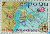 Postage Stamps - Spain [ESP] - Islands