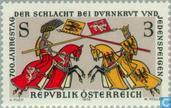 Bataille de Dürnkrut 700 années