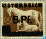 Imprint stamps Reich