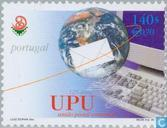 Postage Stamps - Portugal [PRT] - 125 years of U.P.U.
