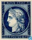 Centenaire du timbre-poste