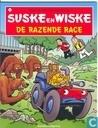 Strips - Suske en Wiske - De razende race