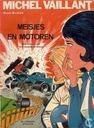 Strips - Michel Vaillant - Meisjes en motoren