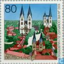 Halberstadt Cathedral Square, 100 years