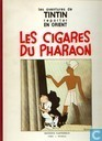 Comic Books - Tintin - Les Cigares du Pharaon