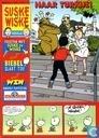 Comic Books - Suske en Wiske weekblad (tijdschrift) - 1999 nummer  3