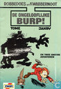 Comic Books - Spirou and Fantasio - De ongelooflijke burp