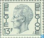 Briefmarken - Belgien [BEL] - König Baudouin (Elström)