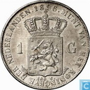 Coins - the Netherlands - Netherlands 1 gulden 1896