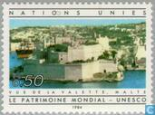 Postage Stamps - United Nations - Geneva - Cultural and natural treasures
