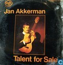 Disques vinyl et CD - Akkerman, Jan - Talent for Sale