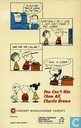 Comic Books - Peanuts - You can't win them all, Charlie Brown