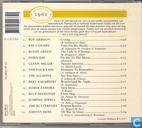 Vinyl records and CDs - Various artists - De muziek van 1961, uw geboortejaar