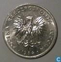 Pologne 20 zlotych 1984