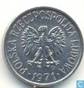 Pologne 5 groszy 1971