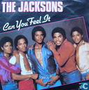 Disques vinyl et CD - Jacksons, The - Can you feel it