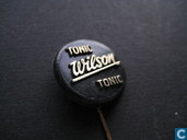 Wilson tonic tonic [gold on black]